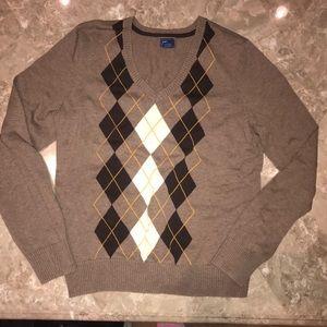 ISO's sweater